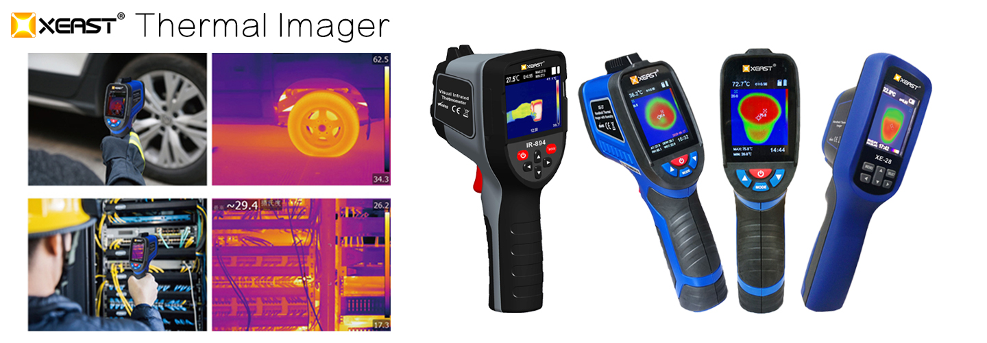 Thermal Imaging Camera HT-18