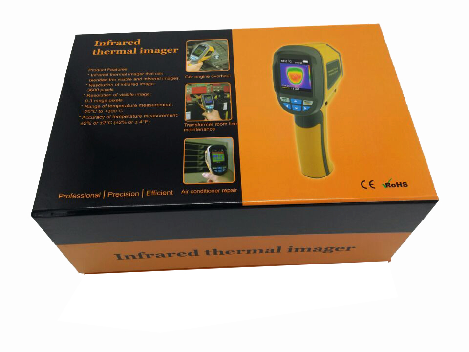 package of infrared imaging camera
