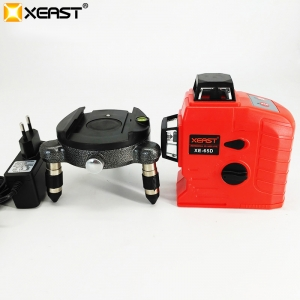 cheaper XEAST XE-65D 12Lines plastic automatic self-leveling rotary laser level plumb