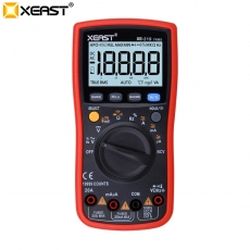 China 19999 Counts True-RMS AC/DC Voltage Current Voltmeter Capacitance Digital Multimeter factory