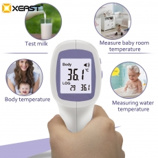 الصين مصنع DT-8806H Non-Contact Clinical Forehead Infrared Thermometers CEM Body IR Thermometer