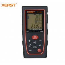 China XEAST 2018 New Released Portable Handheld Laser Distance Meter Micro-USB port digital level measurement laser rangefinder factory