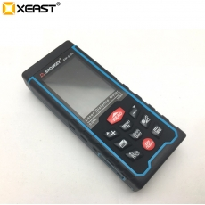 China XEAST Color display Rechargeable 100M Laser Range Finder distance meter factory