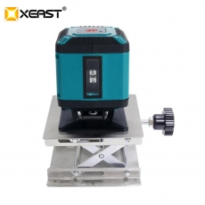 China XEAST Mini Portable Green 5 Lines 4H1V Self-Leveling 360 Degree line tiling floor Laser Level factory