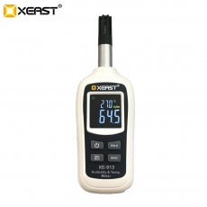 China XEAST Mini low price factory Thermo Hygrometer Digital Humidity and Temperature meter XE-913 factory