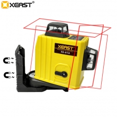 China XEAST XE-61A 12 Lines 3D Laser Level Self-Leveling 360 Horizontal And Vertical Cross Super Powerful Red Laser China factory factory
