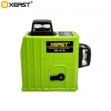 China XEAST XE-61A 12 line laser level 360 Self-leveling Cross Line 3D Laser Level Green or red Beam With Tilt&Outdoor Mode factory