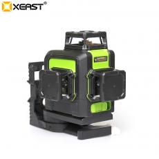 China Xeast XE-903 360 Degree Multipurpose Leveling Tool Cheap Cross Green Sensor 3d Laser Level factory